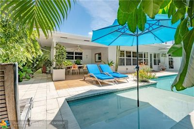Wilton Manors Single Family Home Backup Contract-Call LA: 2817 NW 10th Av