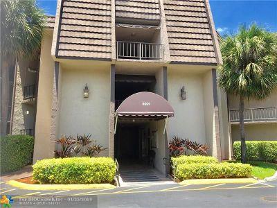 Tamarac Condo/Townhouse Backup Contract-Call LA: 9201 Lime Bay Blvd #311
