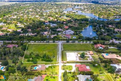 Parkland Residential Lots & Land For Sale: 6453 NW 77th Ter