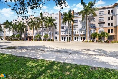 Fort Lauderdale Condo/Townhouse For Sale: 533 NE 3rd Ave #502
