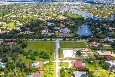 Parkland Residential Lots & Land For Sale: 6442 NW 77th Ter