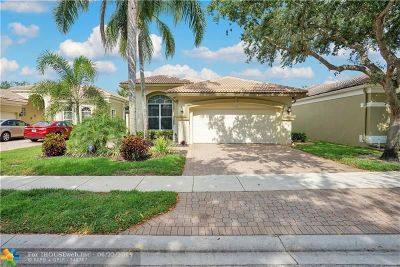 Coral Springs Single Family Home For Sale: 5830 NW 126th Ter