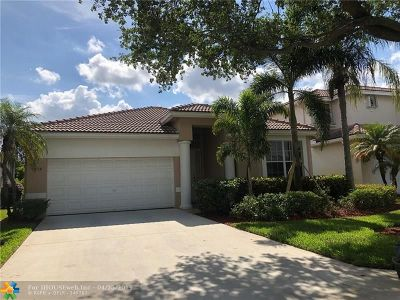 Parkland Single Family Home For Sale: 7714 NW 70th Way