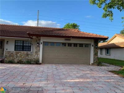Coral Springs Single Family Home For Sale: 9066 NW 47th Ct
