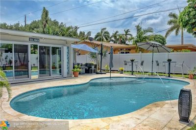 Deerfield Beach Single Family Home Backup Contract-Call LA: 429 SE 2nd Ct