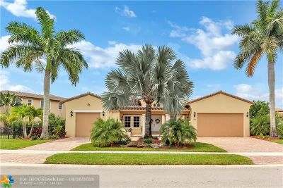 Parkland Single Family Home For Sale: 12204 NW 73rd St