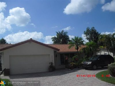 Coral Springs Single Family Home Backup Contract-Call LA: 8016 NW 43rd St