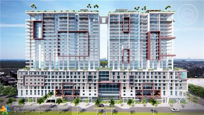 North Miami Beach Condo/Townhouse For Sale: 1700 NE 164 Street #11107