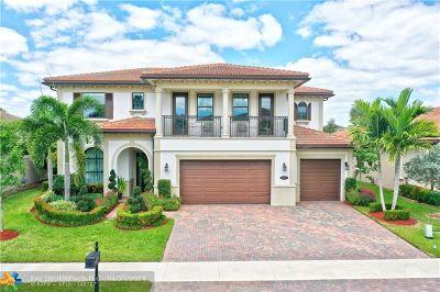 Parkland Single Family Home For Sale: 8795 Watercrest Cir W