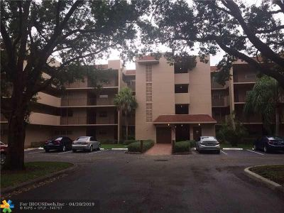 Davie Condo/Townhouse For Sale: 1811 Sabal Palm Dr #108