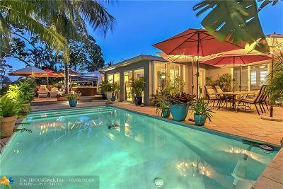 Wilton Manors Single Family Home Backup Contract-Call LA: 2008 NE 21st Ct