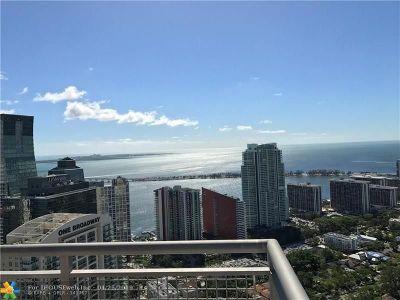 Miami Condo/Townhouse For Sale: 60 SW 13th St #3201