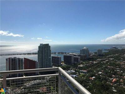 Miami Condo/Townhouse For Sale: 60 SW 13th St #4801