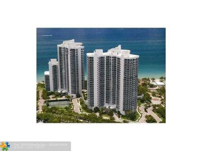 Lhermitage I Condo, Lhermitage Ii Condo Rental For Rent: 3200 N Ocean Blvd #1406
