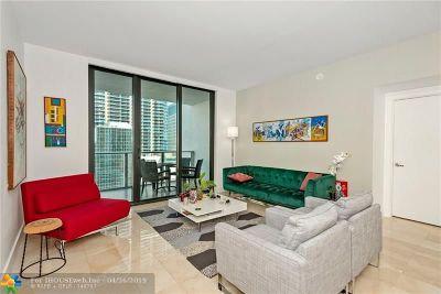 Miami Condo/Townhouse For Sale: 1010 Brickell Ave #2204