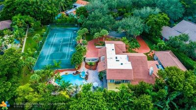 Coral Springs Single Family Home For Sale: 10163 Vestal Ct