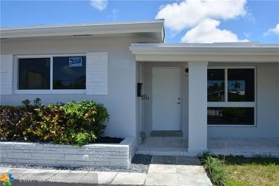 Wilton Manors Rental For Rent: 2101 NE 15th Ave