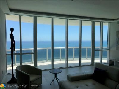 Sunny Isles Beach Condo/Townhouse For Sale: 16001 Collins Ave #2701