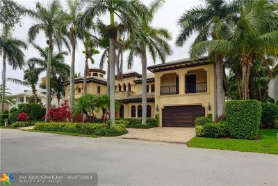 Broward County Rental For Rent: 131 Royal Palm Dr
