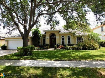Coconut Creek Single Family Home Backup Contract-Call LA: 5610 NW 38th Ter
