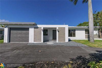Boca Raton Single Family Home For Sale: 441 NE 24th St
