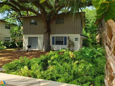 Fort Lauderdale Multi Family Home For Sale: 2323 SW 17th Ave
