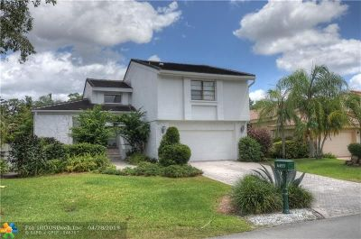 Boca Raton Single Family Home For Sale: 6453 Pond Apple Rd