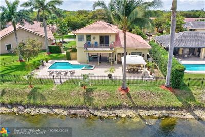 Coral Springs Single Family Home For Sale: 5319 NW 58th Ter