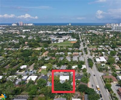 Fort Lauderdale Single Family Home For Sale: 1313 NE 16th Ave