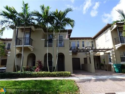 Cooper City Condo/Townhouse Backup Contract-Call LA: 8614 Buckskin Mnr #6-8
