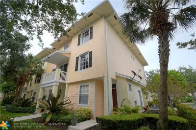 Jupiter Condo/Townhouse For Sale: 175 Galicia Way #211