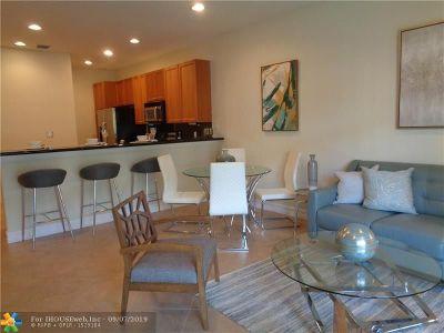 Condo/Townhouse For Sale: 2257 NE 9th Ave #2257