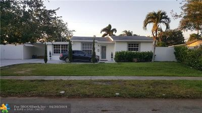 Hialeah Single Family Home Backup Contract-Call LA: 8341 NW 177th St