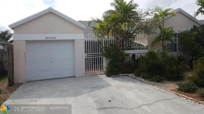 Miami Gardens Single Family Home Backup Contract-Call LA: 20000 NW 29th Ct