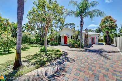 Delray Beach Single Family Home For Sale: 720 Lake Ave