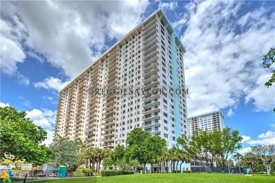 Hollywood Condo/Townhouse For Sale: 1201 S Ocean Dr #2510