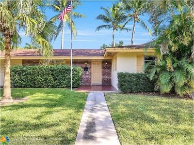Palmetto Bay Single Family Home For Sale: 15525 SW 87th Ave
