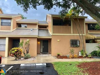 Coconut Creek Condo/Townhouse Backup Contract-Call LA: 2121 NW 45th Ave #2121