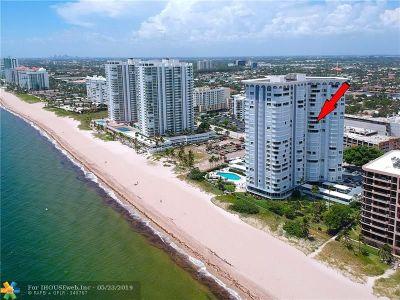 Rental For Rent: 1340 S Ocean Boulevard #1405