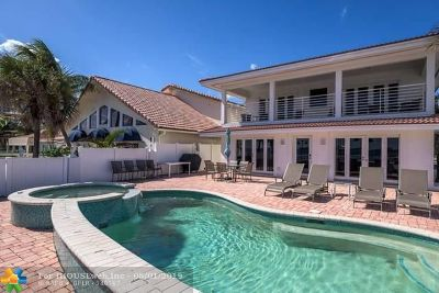 Fort Lauderdale Single Family Home For Sale: 1515 N Fort Lauderdale Beach Blvd