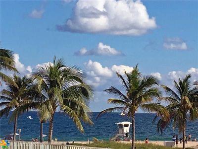 Pompano Beach Condo/Townhouse Backup Contract-Call LA: 111 N Pompano Beach Blvd #312