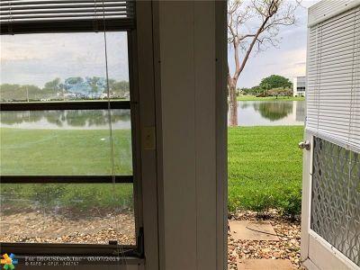 Boca Raton Condo/Townhouse For Sale: 1084 Cornwall E #1084 E