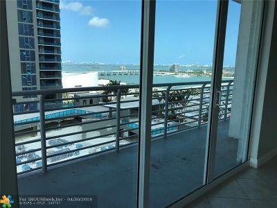 Miami Condo/Townhouse For Sale: 234 NE 3rd St #2201