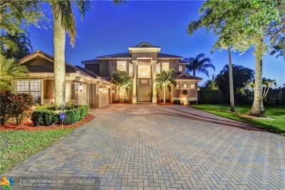 Parkland Single Family Home Backup Contract-Call LA: 6607 NW 108th Ter