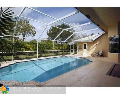 Coral Springs Rental For Rent: 10909 NW 55th St