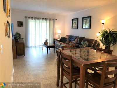 Coral Springs Condo/Townhouse For Sale: 3351 NW 85th Ave #314
