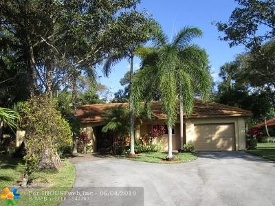 Broward County Condo/Townhouse For Sale: 1128 W Cypress Dr #V-15