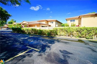 Coral Springs Condo/Townhouse Backup Contract-Call LA: 2972 Coral Springs Dr #208-2