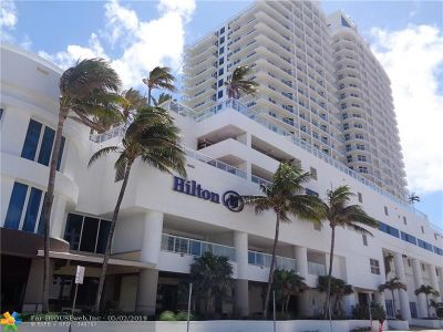 Broward County Condo/Townhouse For Sale: 505 N Fort Lauderdale Beach Blvd #1704