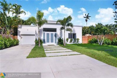Single Family Home For Sale: 912 NE 17th Ter